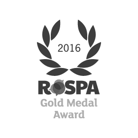 Galldris 2016 ROSPA Gold Medal Award