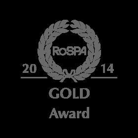 Galldris 2014 ROSPA Gold Medal Award