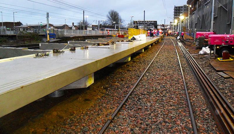 Galldris Crossrail Hayes & Harlington