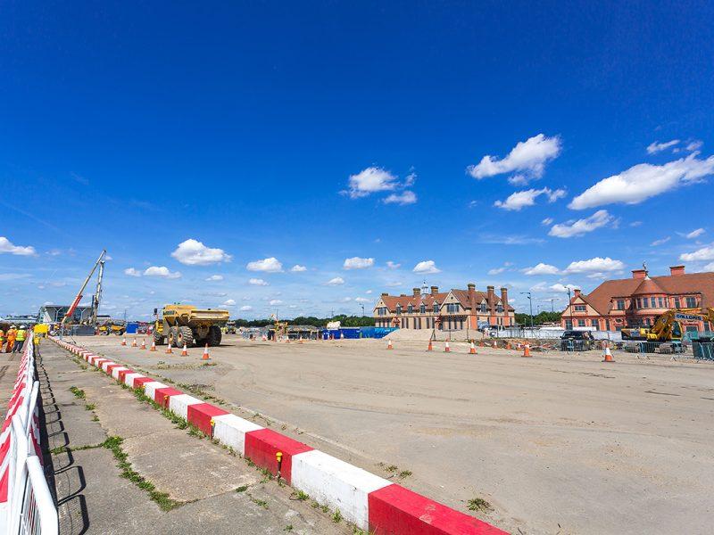Galldris Royal Albert Dock